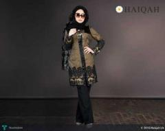 Shop for Modest Muslim dress online by Haiqahs store