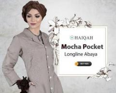 Buy the latest Abayas fashion has to offer from Haiqah