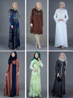 Buy Latest Islamic Fashion Clothing From Haiqah