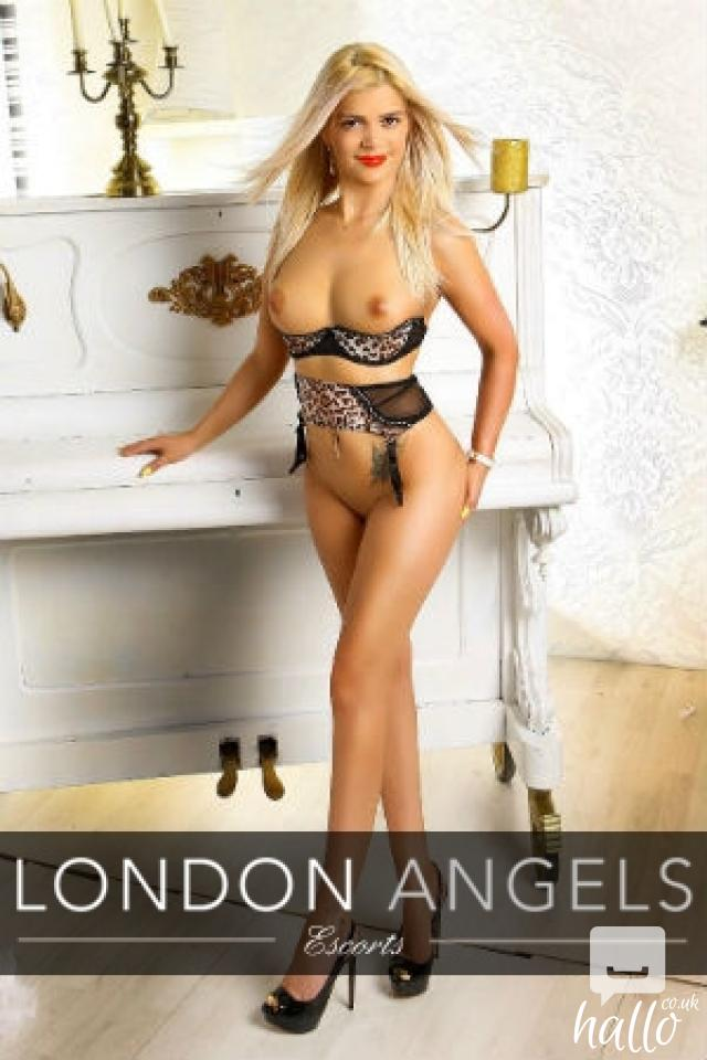 Angel Friendly And Beautiful Sparkling Personality