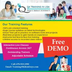 The Best Qa Online Training In Usa With Placemen