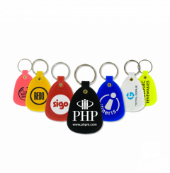 Printed Keyrings from bmt Promotions
