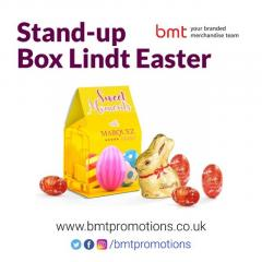 Stand-up Box Lindt Easter