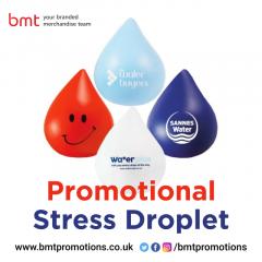 Promotional Stress Droplet