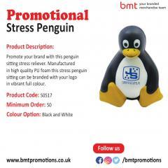 Promotional Stress Penguin