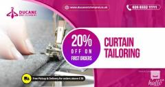 Curtain Tailoring Services in London