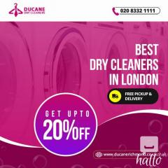 Dry cleaners St Margrates - Ducane Dry Cleaners