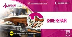 Best Shoe repair services near me-Ducane Dry Cleaners