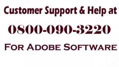 Adobe Customer Service Number UK 0800-090-3220