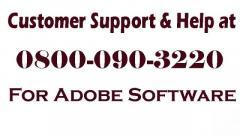 Adobe Customer Service Number UK 0800-090-3220