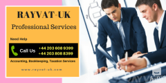 Accounting Services for Businesses London UK