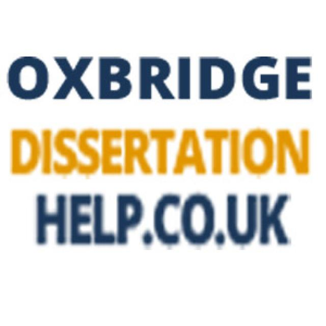 Doctoral dissertation help oxford