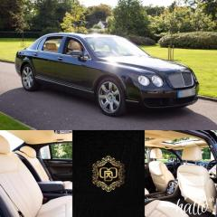 Chauffeured Luxury Service for Weddings & All Events