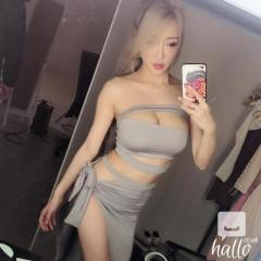 B1 Real Busty Naughty Petite Asian Girl
