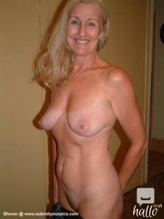 New blonde girl