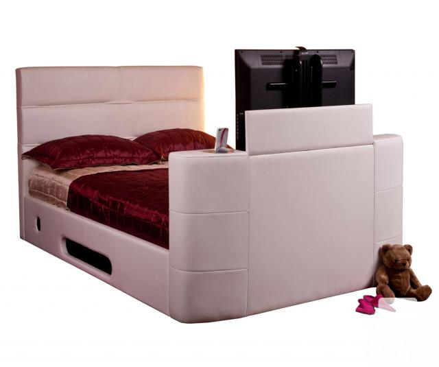 Tv beds up to 75 flat 10 off january furniture sale for Beds january sales