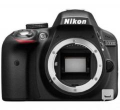 Nikon D3300 Digital SLR Camera Body Black