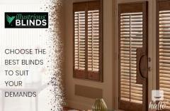 Where to buy Wood Venetian blinds