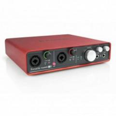 Buy Top Audio Interface-Focusrite Scarlett 6I6
