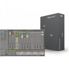 Buy Ableton Live 9 Suite Edition Boxed With Disc