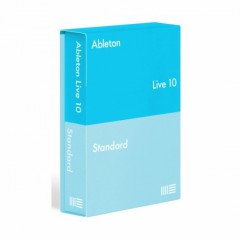 Buy Ableton Live 10 Standard Boxed-Free Shipping