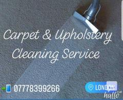 CARPET & UPHOLSTERY CLEANING SERVICES IN LONDON