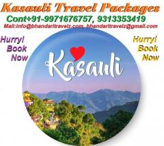 Kasauli Travel Packages By Bhandari Travelz