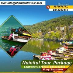 Nainital Tour Packages By Bhandari Travelz