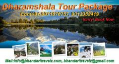 Explore Dharamshala Tourism With Bhandari Travel