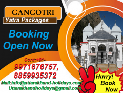Explore Gangotri Tourism With Uttarakhand Holida