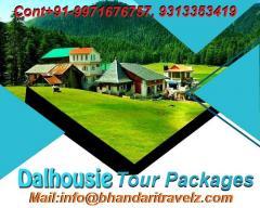 Dalhousie Holiday Packages By Bhandari Travelz P