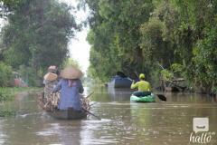 Mekong Kayaking And Mekong Homestay - 02 Days