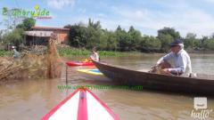Mekong Delta By Kayak & Bike- One Day Trip
