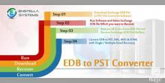 Exchange Edb To Pst Converter Software