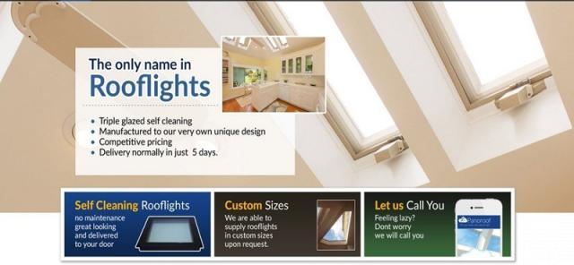 Bespoke Skylights and Rooflights in Romford, UK 3 Image