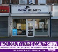 INOA Beauty Hair Cutting and Styles Salon in Romford
