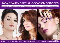 INOA Beauty Hair Salon Special Occasion Services