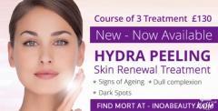 Hydra Peeling Treatment Now Available at INOA Beauty