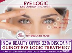 INOA Beauty offer 33 persent Off in Guinot Eye Logic