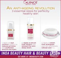 Guinot An Anti-Ageing Revolution at INOA Beauty Romford