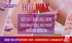 Hot Wax, Hollywood, Brazilian, Bikini Line  INOA Beauty