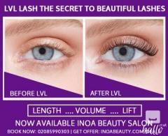 LVL Lash Lift Treatment The Secret to Beautiful Lashes