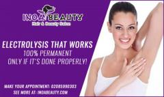 INOA Beauty Electrolysis permanent hair removal