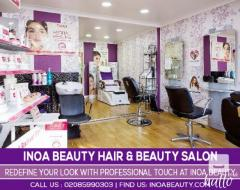 Redefine your look with professional touch inoa beauty