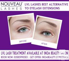 LVL Lashes best alternative to eyelash extensions