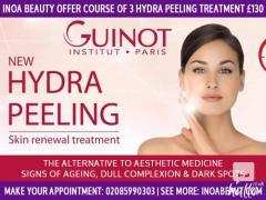 INOA Beauty Offer Course of 3 Hydra Peeling treatment