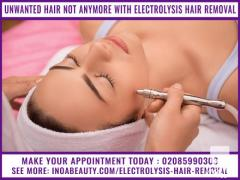 Unwanted Hair Not Anymore With Electrolysis Treatment