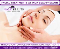 INOA Beauty Salon Providing Face Facial Treatments