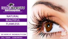 INOA Beauty Provides Quality Semi-Permanent Lash Extens