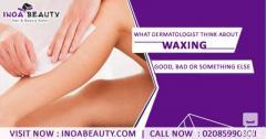 Full Legs Waxing at INOA Beauty Salon